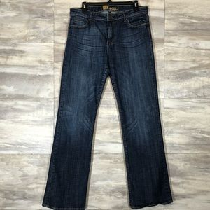 Kut From The Kloth Straight Leg Jeans size 10